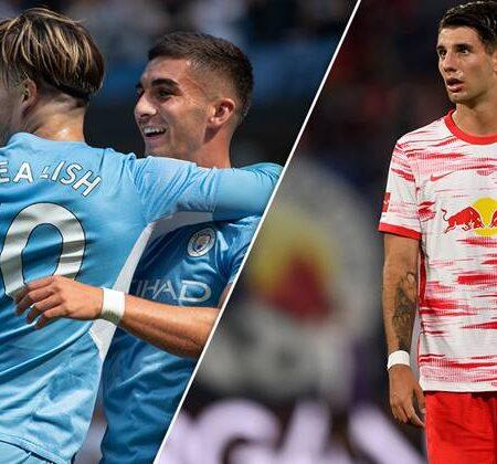 Dự đoán Man City vs Leipzig (2h 16/9) bởi chuyên gia Malik Ouzia