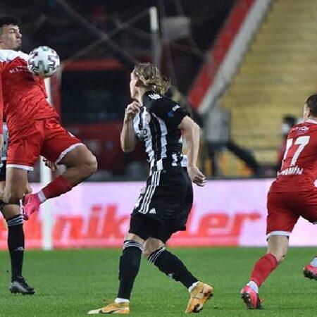 Nhận định kèo Antalyaspor vs Besiktas, 23h00 ngày 18/9