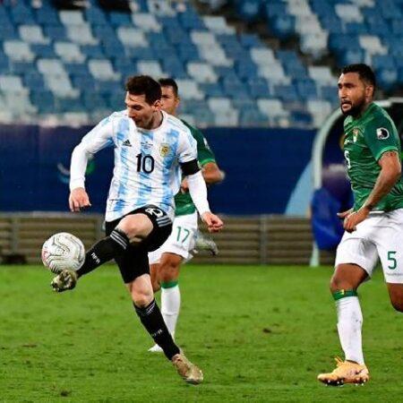 Nhận định kèo Argentina vs Bolivia, 6h30 ngày 10/9