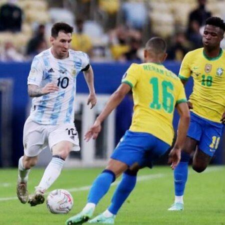 Nhận định kèo Brazil vs Argentina, 2h00 ngày 6/9