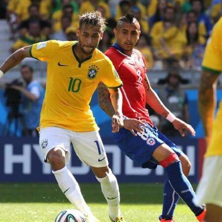 Nhận định kèo Chile vs Brazil, 8h00 ngày 3/9