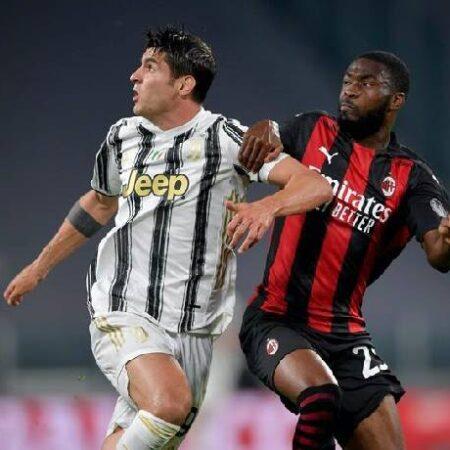 Nhận định kèo Juventus vs AC Milan, 1h45 ngày 20/9