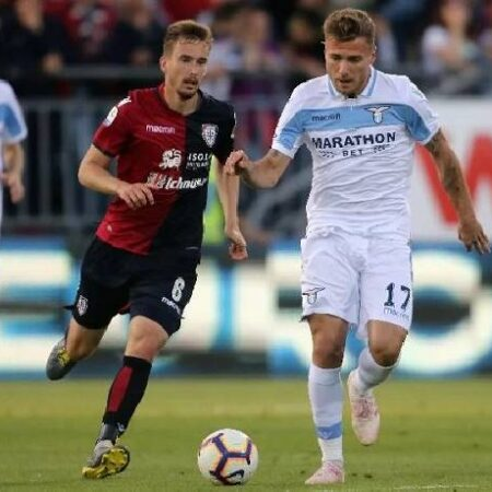 Nhận định kèo Lazio vs Cagliari, 23h ngày 19/9