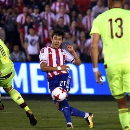 Nhận định kèo Paraguay vs Venezuela, 5h30 ngày 10/9
