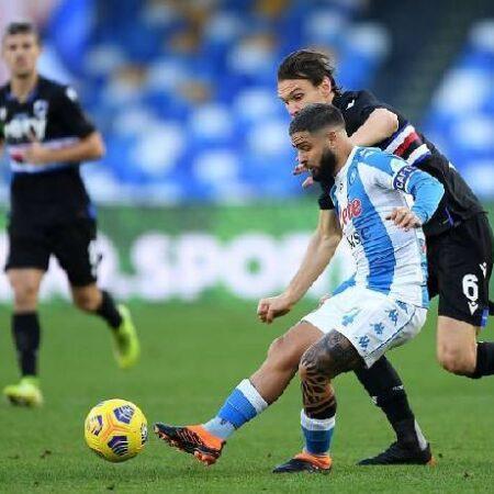 Nhận định kèo Sampdoria vs Napoli, 23h30 ngày 23/9