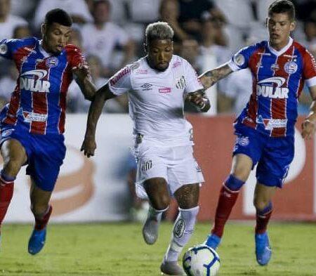 Nhận định kèo Santos vs Bahia, 7h00 ngày 12/9