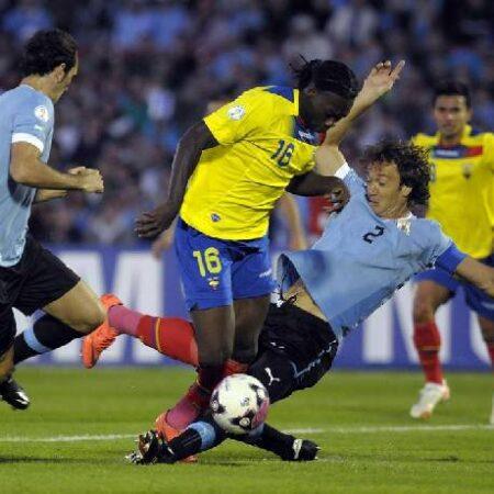 Nhận định kèo Uruguay vs Ecuador, 5h30 ngày 10/9