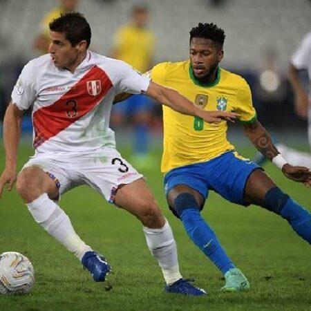 Phân tích kèo hiệp 1 Brazil vs Peru, 7h30 ngày 10/9