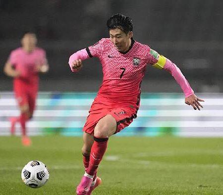 Phân tích kèo hiệp 1 Hàn Quốc vs Lebanon, 18h ngày 7/9