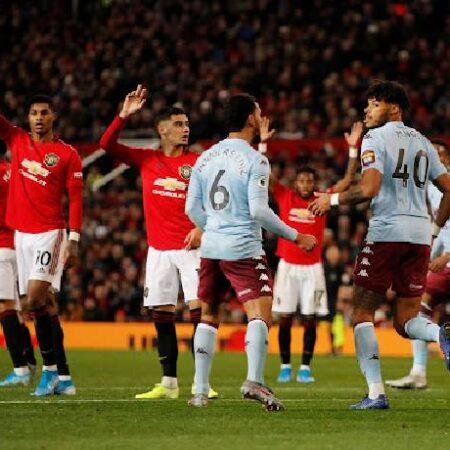 Phân tích kèo hiệp 1 MU vs Aston Villa, 18h30 ngày 25/9