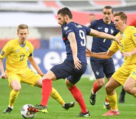 Phân tích kèo hiệp 1 Pháp vs Phần Lan, 1h45 ngày 8/9