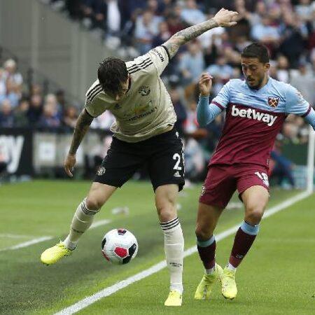 Phân tích kèo hiệp 1 West Ham vs MU, 20h ngày 19/9