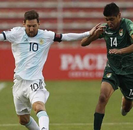 Soi kèo phạt góc Argentina vs Bolivia, 6h30 ngày 10/9