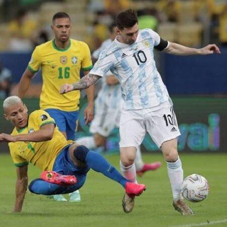 Soi kèo phạt góc Brazil vs Argentina, 2h00 ngày 6/9