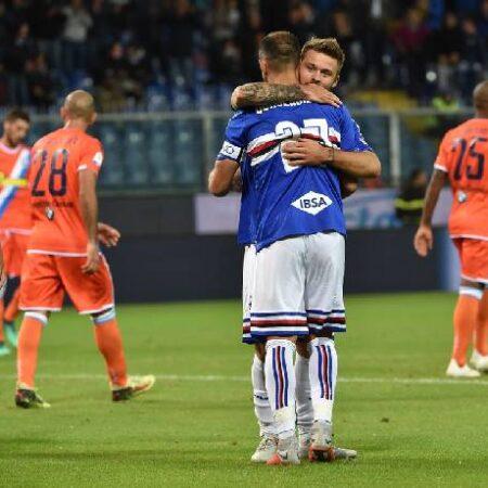 Tỷ lệ kèo nhà cái Empoli vs Sampdoria mới nhất, 17h30 ngày 19/9