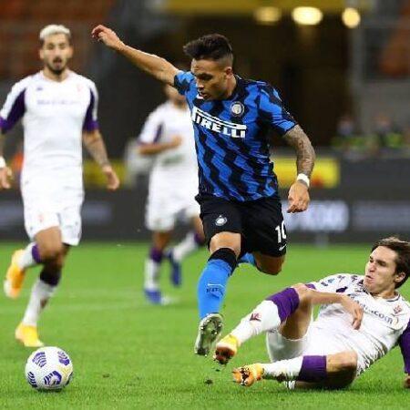 Tỷ lệ kèo nhà cái Fiorentina vs Inter Milan mới nhất, 1h45 ngày 22/9