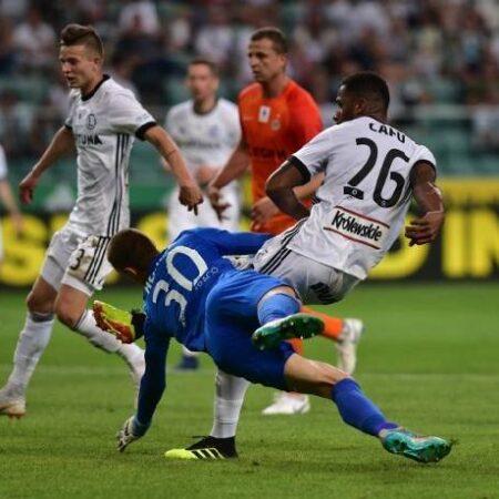 Tỷ lệ kèo nhà cái Spartak vs Legia Warszawa mới nhất, 2h00 ngày 15/9