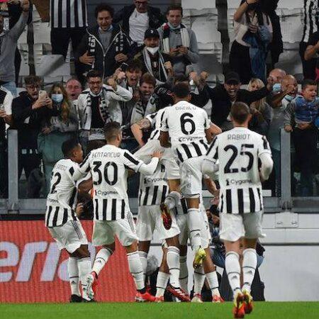 Tỷ lệ kèo nhà cái Spezia vs Juventus mới nhất, 23h30 ngày 22/9