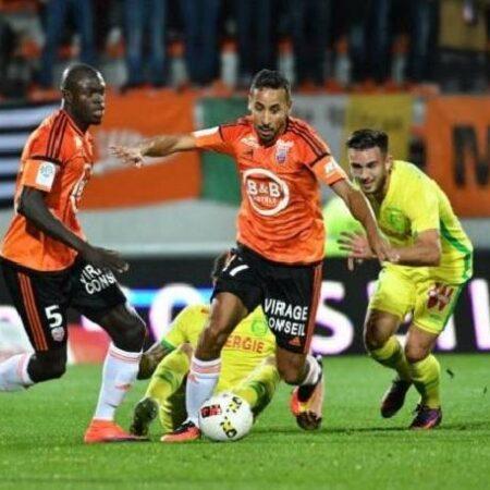 Biến động tỷ lệ kèo Lorient vs Clermont, 20h ngày 3/10