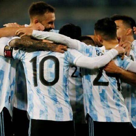Đội hình ra sân chính thức Argentina vs Peru, 6h30 ngày 15/10 (cập nhật)