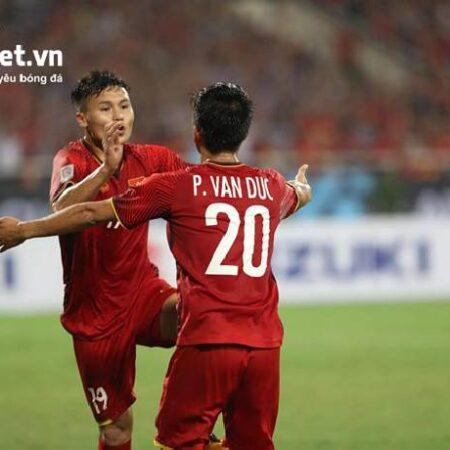 Đội hình ra sân chính thức Việt Nam vs Trung Quốc, 0h ngày 8/10 (cập nhật)