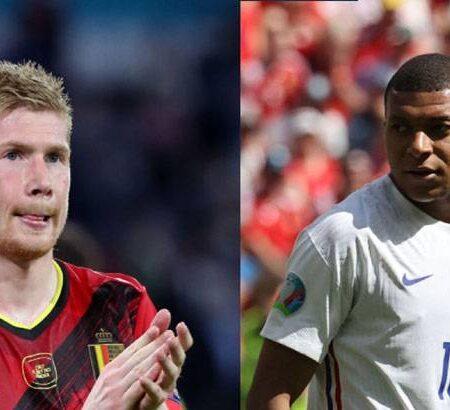 Dự đoán Bỉ vs Pháp (1h45 8/10) bởi chuyên gia Jamie Spencer