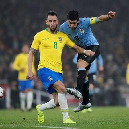 Dự đoán Brazil vs Uruguay (7h30 15/10) bởi Abhinav Anand