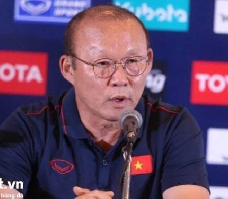 HLV Park Hang Seo nhận định Việt Nam vs Trung Quốc, 0h ngày 8/10