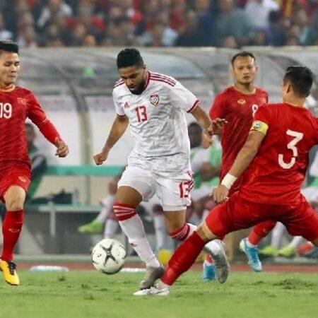 Lịch sử đối đầu Việt Nam vs Oman, 23h ngày 12/10