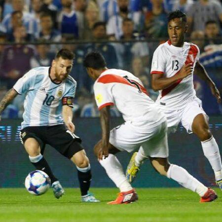 Nhận định kèo Argentina vs Peru, 6h30 ngày 15/10