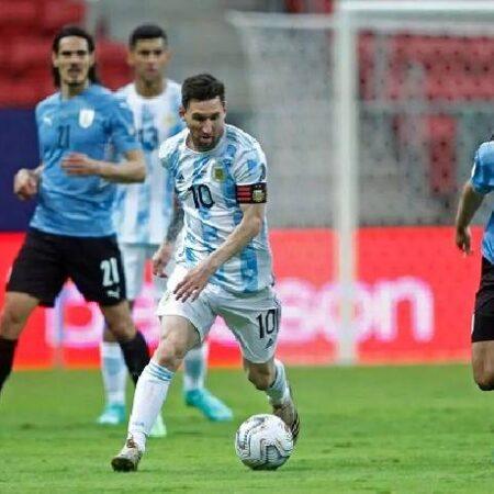Nhận định kèo Argentina vs Uruguay, 6h30 ngày 11/10