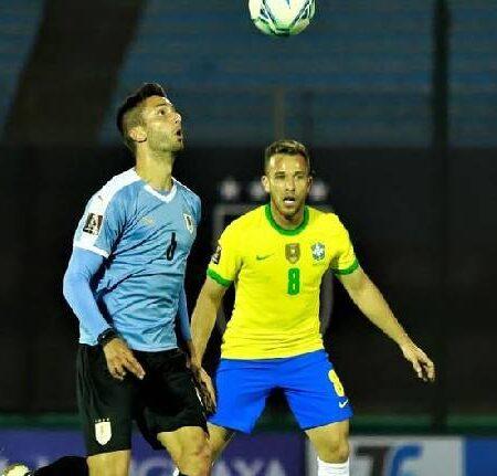 Nhận định kèo Brazil vs Uruguay, 7h30 ngày 15/10