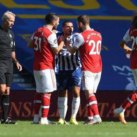Nhận định kèo Brighton vs Arsenal, 23h30 ngày 2/10