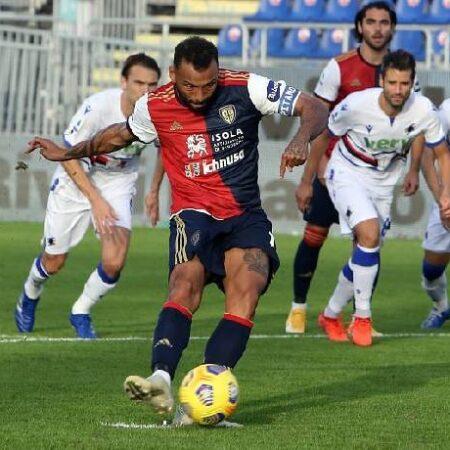 Nhận định kèo Cagliari vs Sampdoria, 17h30 ngày 17/10