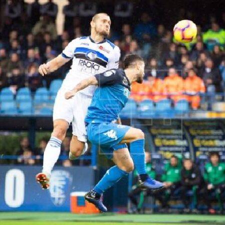 Nhận định kèo Empoli vs Atalanta, 20h00 ngày 17/10