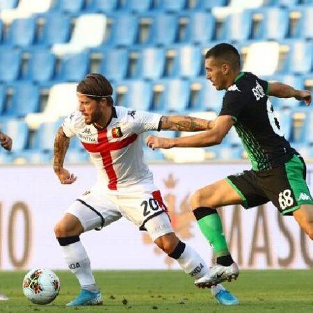 Nhận định kèo Genoa vs Sassuolo, 20h00 ngày 17/10