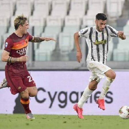 Nhận định kèo Juventus vs AS Roma, 1h45 ngày 18/10