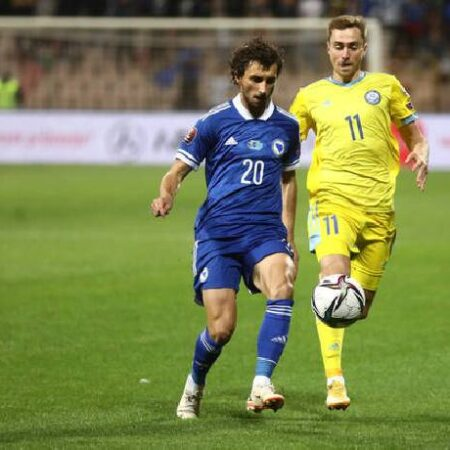 Nhận định kèo Kazakhstan vs Bosnia-Herzegovina, 20h ngày 9/10