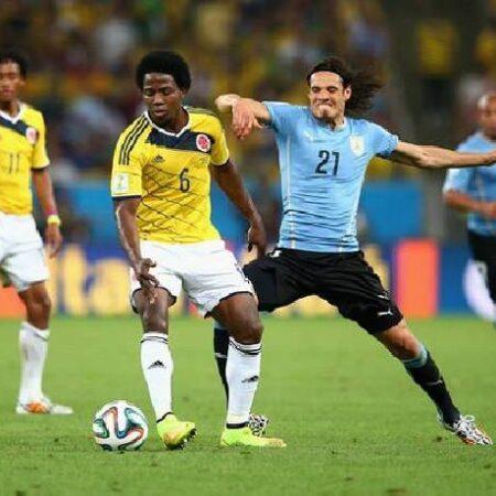 Nhận định kèo Uruguay vs Colombia, 6h00 ngày 8/10