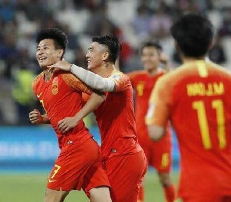 Những cầu thủ đáng xem của Trung Quốc vs Việt Nam, 0h ngày 8/10