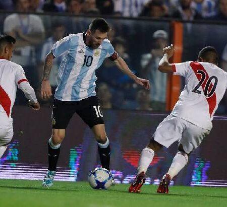 Phân tích kèo hiệp 1 Argentina vs Peru, 6h30 ngày 15/10