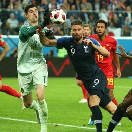 Phân tích kèo hiệp 1 Bỉ vs Pháp, 1h45 ngày 8/10