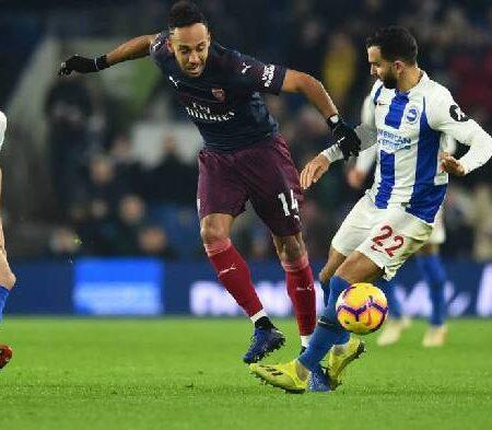 Phân tích kèo hiệp 1 Brighton vs Arsenal, 23h30 ngày 2/10
