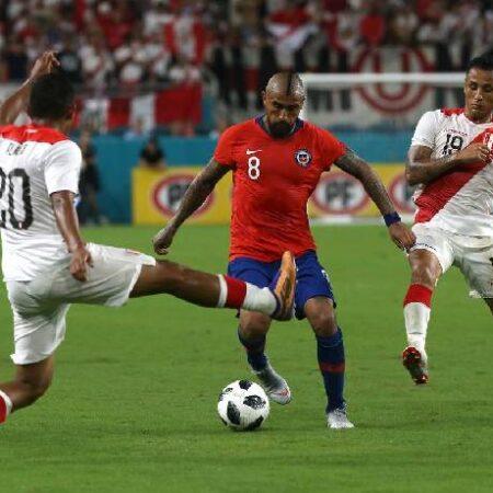 Phân tích kèo hiệp 1 Chile vs Venezuela, 7h ngày 15/10