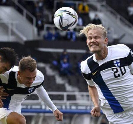 Phân tích kèo hiệp 1 Kazakhstan vs Phần Lan, 21h ngày 12/10