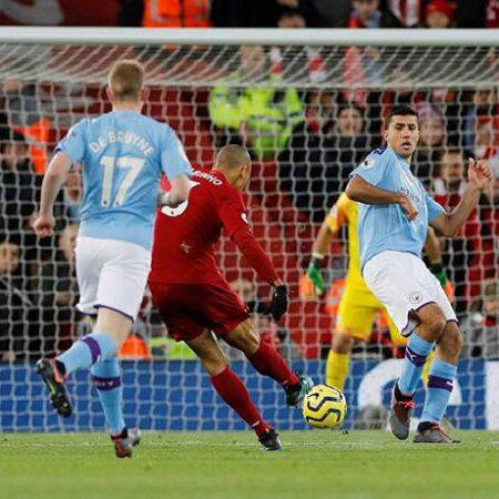 Phân tích kèo hiệp 1 Liverpool vs Man City, 22h30 ngày 3/10