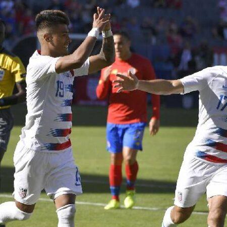 Phân tích kèo hiệp 1 Mỹ vs Costa Rica, 7h ngày 13/10