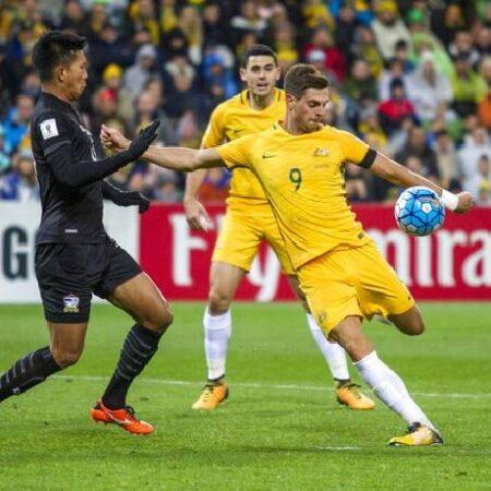 Phân tích kèo hiệp 1 Nhật Bản vs Australia, 17h15 ngày 12/10