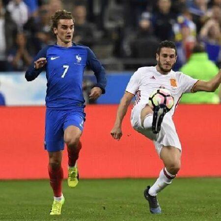 Phân tích kèo hiệp 1 Tây Ban Nha vs Pháp, 1h45 ngày 11/10