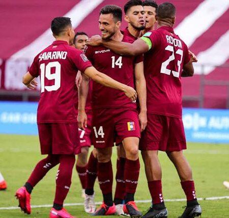 Soi kèo phạt góc Chile vs Venezuela, 7h ngày 15/10